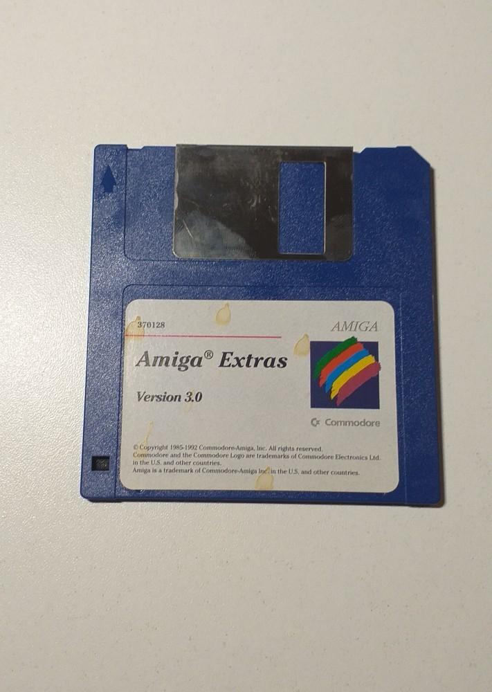 Joc AMIGA  Amiga Extras - G