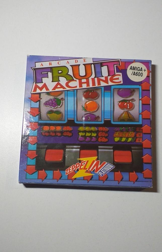 Joc AMIGA  Arcade Fruit Machine