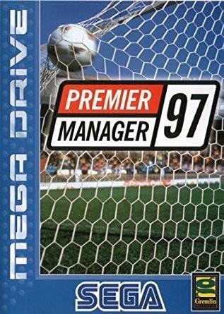 Joc SEGA Mega Drive Premier Manager 97 - A