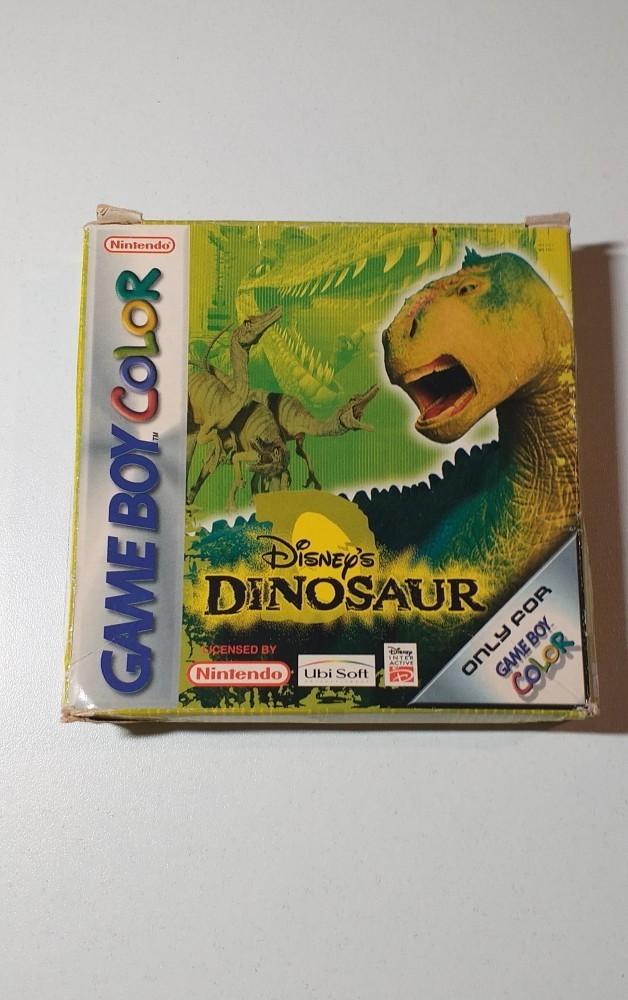 Joc Gameboy Color Disney's Dinosaur
