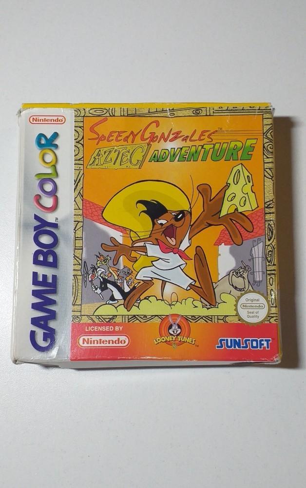 Joc Gameboy Color Speedy Gonzalez Aztec Adventure