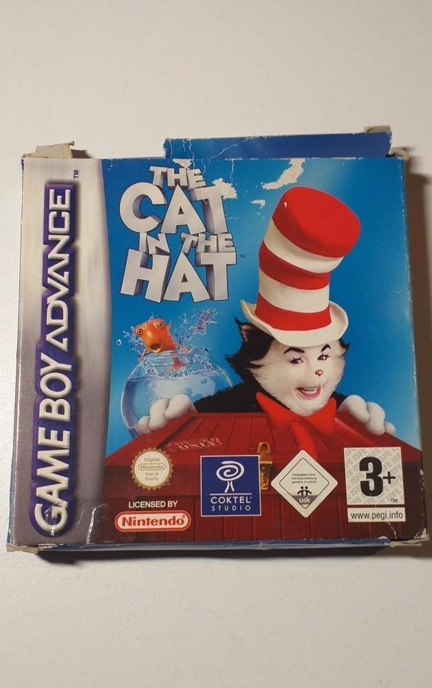 Joc Gameboy Advance Disney PIXAR The cat in the hat