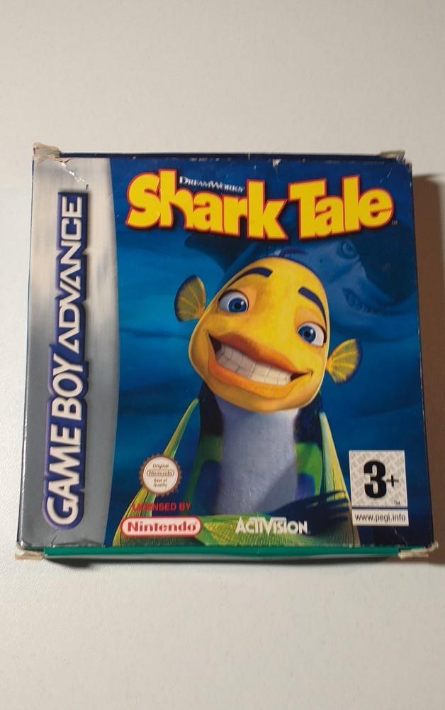 Joc Gameboy Advance Shark Tale
