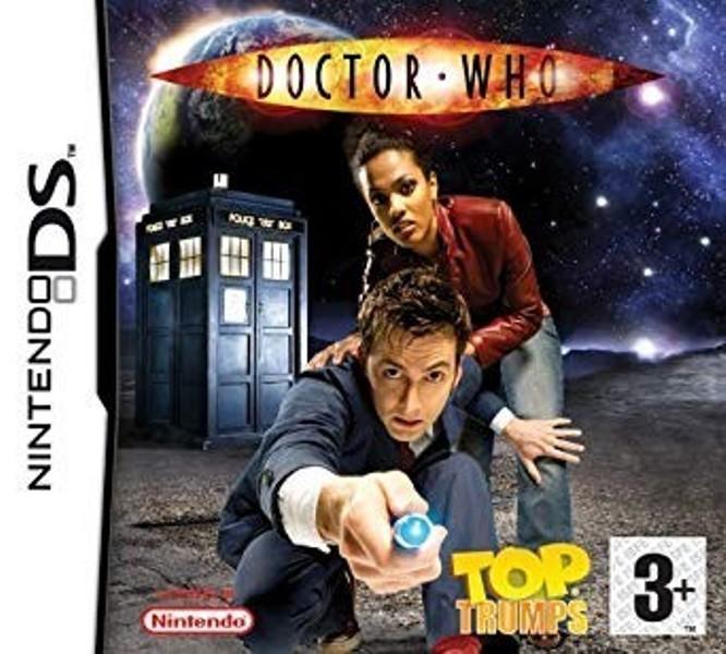 Joc Nintendo DS Top trumps - Doctor Who