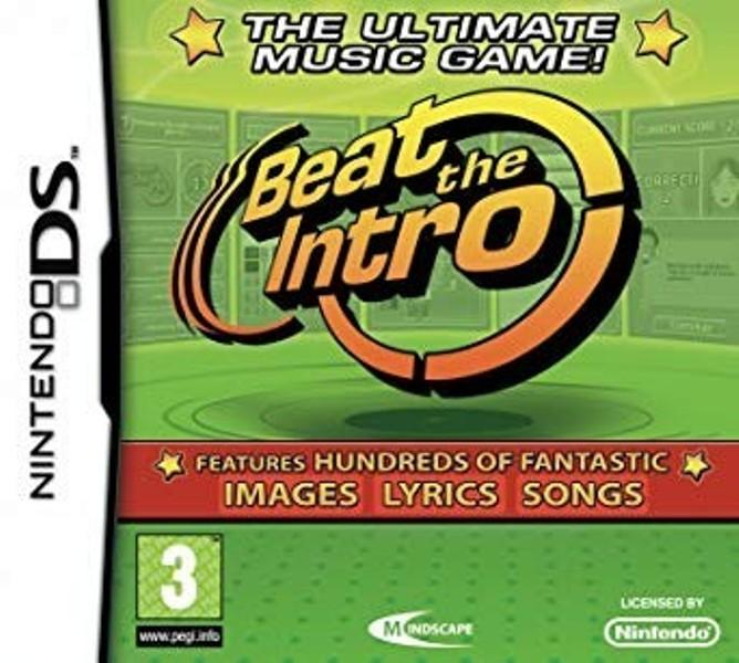 Joc Nintendo DS Beat the Intro