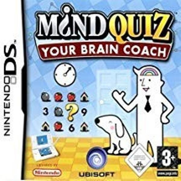 Joc Nintendo DS Mind Quiz - Your brain coach