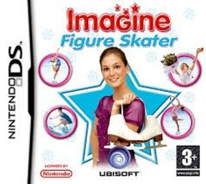 Joc Nintendo DS Imagine - figure skater