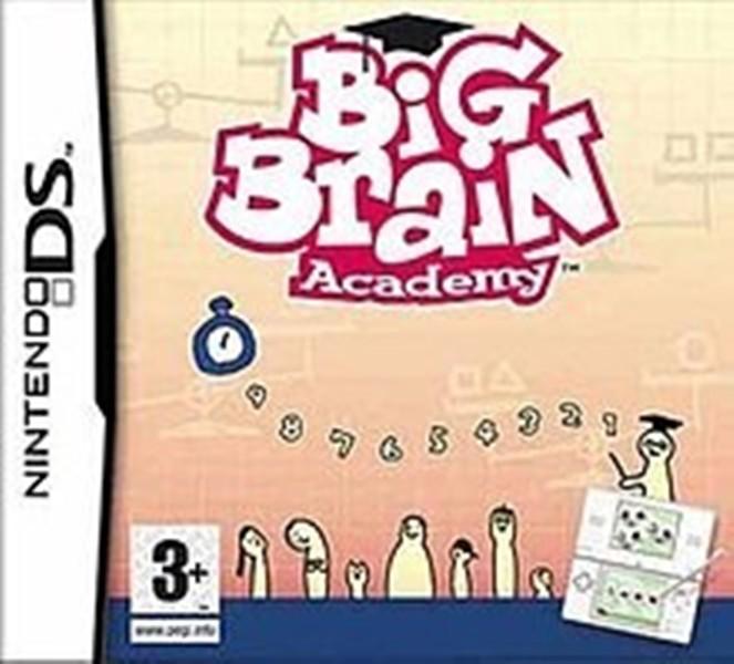 Joc Nintendo DS Big Brain Academy