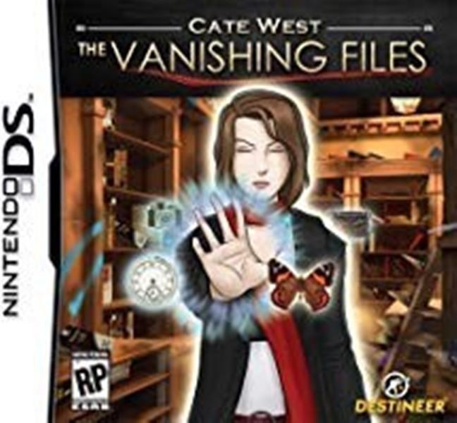 Joc Nintendo DS Cate West - The Vanishing Files