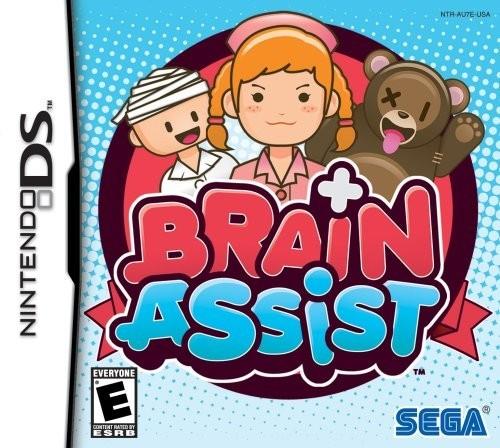 Joc Nintendo DS Brain Assist