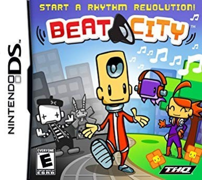 Joc Nintendo DS Beat City