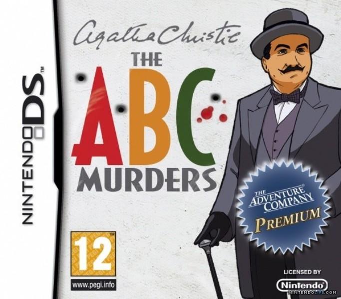 Joc Nintendo DS Agatha Christie - The ABC Murders