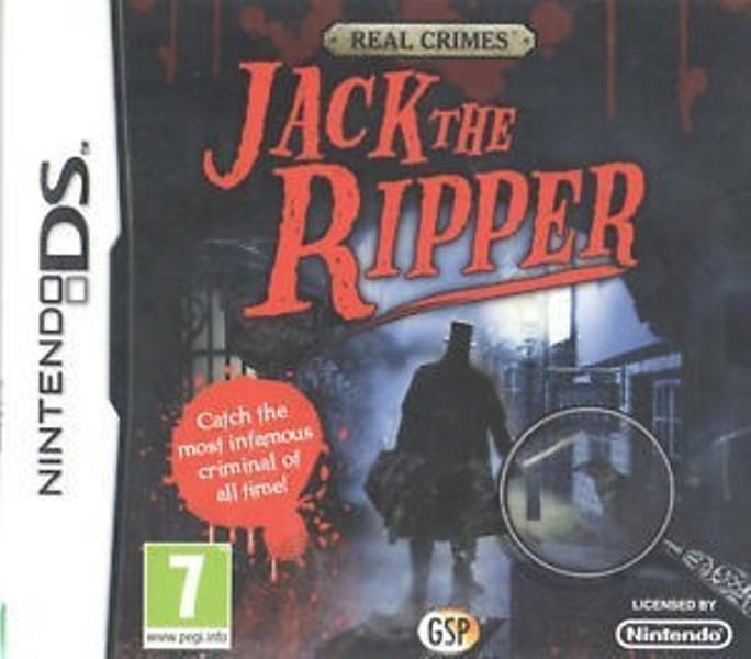 Joc Nintendo DS Real Crimes - Jack the Ripper
