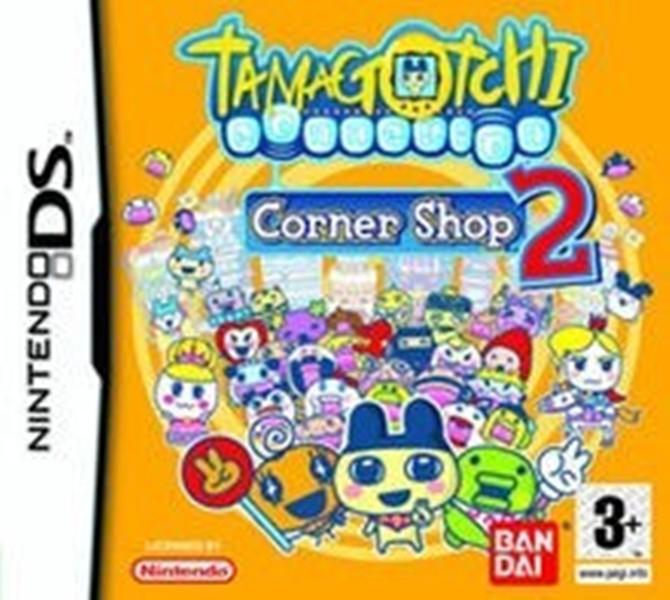 Joc Nintendo DS Tamagotchi Conexion - Corner shop 2