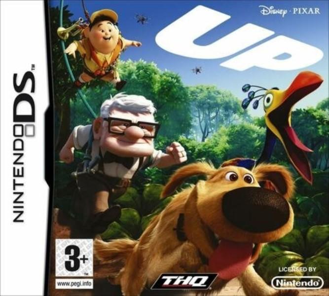 Gra Nintendo DS Disney Pixar UP