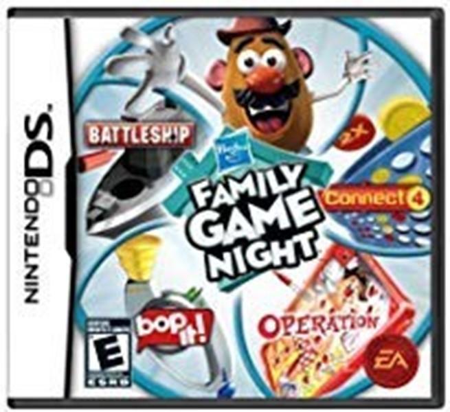 Joc Nintendo DS Hasbro - Family game night