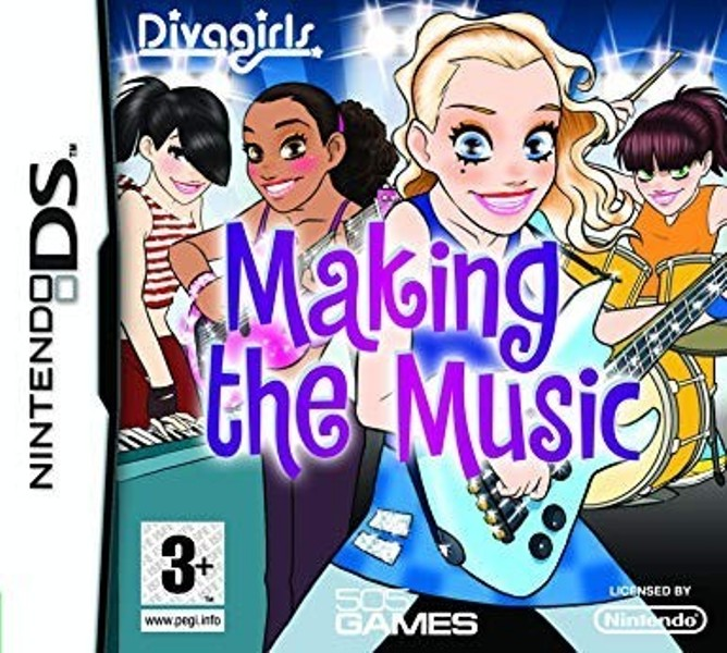 Joc Nintendo DS Making the music