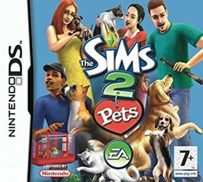 Joc Nintendo DS Sims 2 Pets