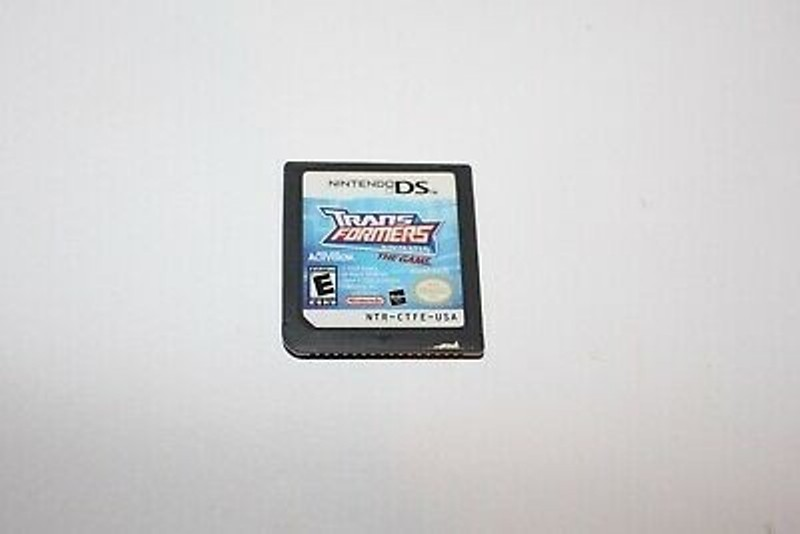Joc Nintendo DS Transformers Animated -- The game - G