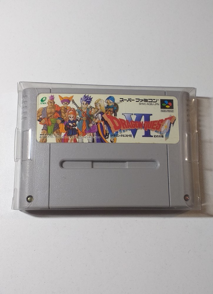 Joc Super Famicom Dragon Quest Heroes VI - G