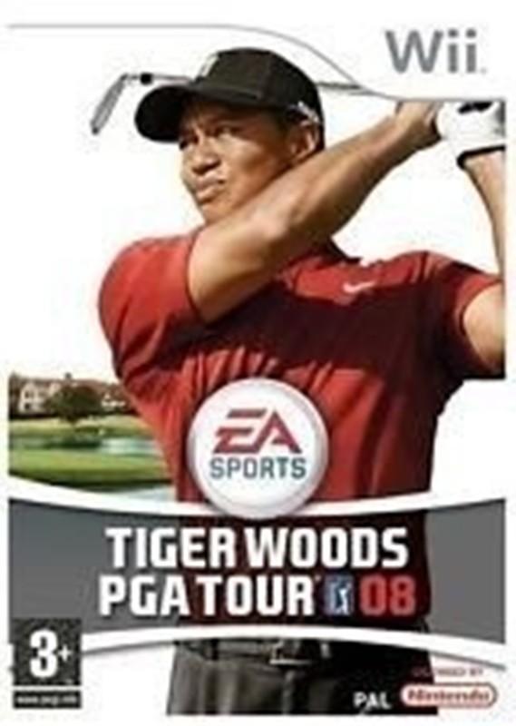 Joc Nintendo Wii Tiger Woods PGA Tour 08