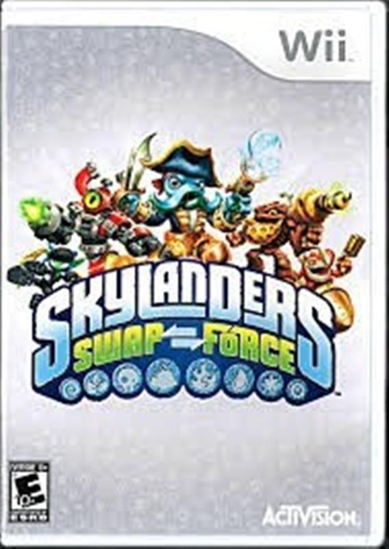 Joc Nintendo Wii Skylanders Swap Force