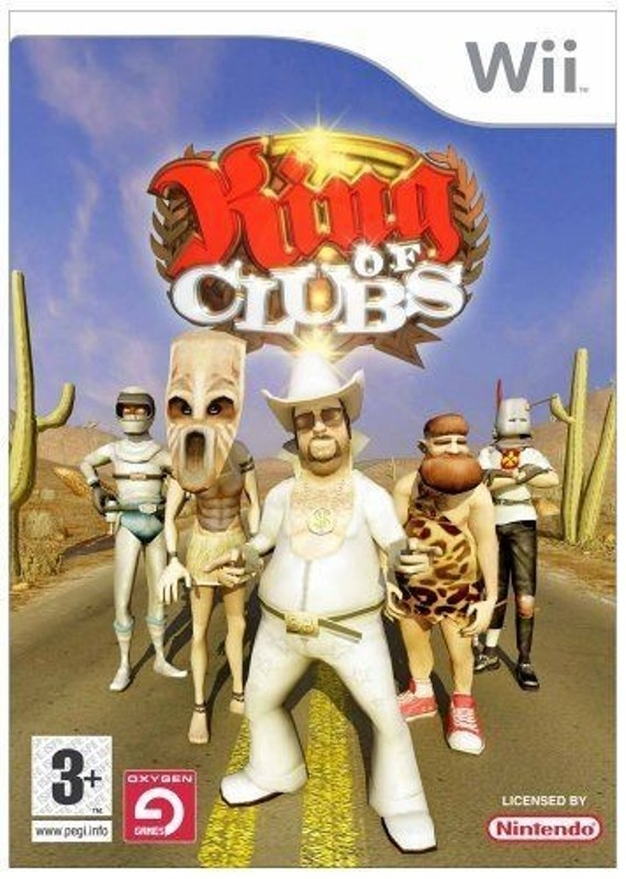 Joc Nintendo Wii King of Clubs