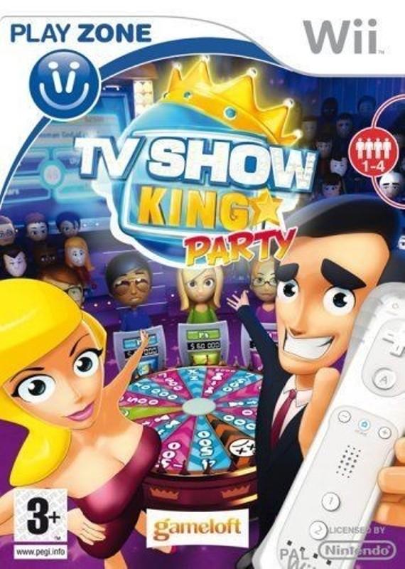 Joc Nintendo Wii TV Show King Party
