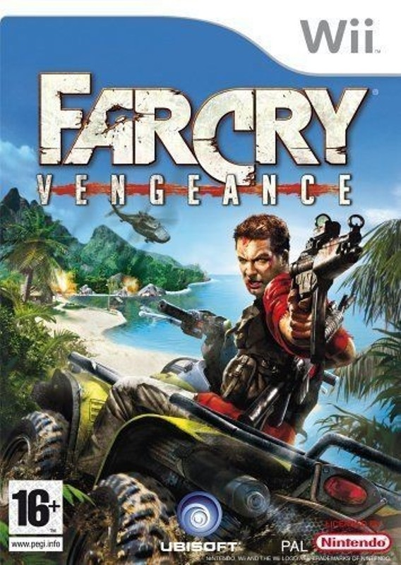 Joc Nintendo Wii Far Cry Vengeance