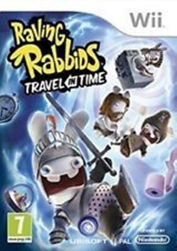 Joc Nintendo Wii Raving Rabbids - Travel in time