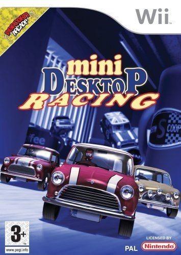 Joc Nintendo Wii Mini Desktop Racing