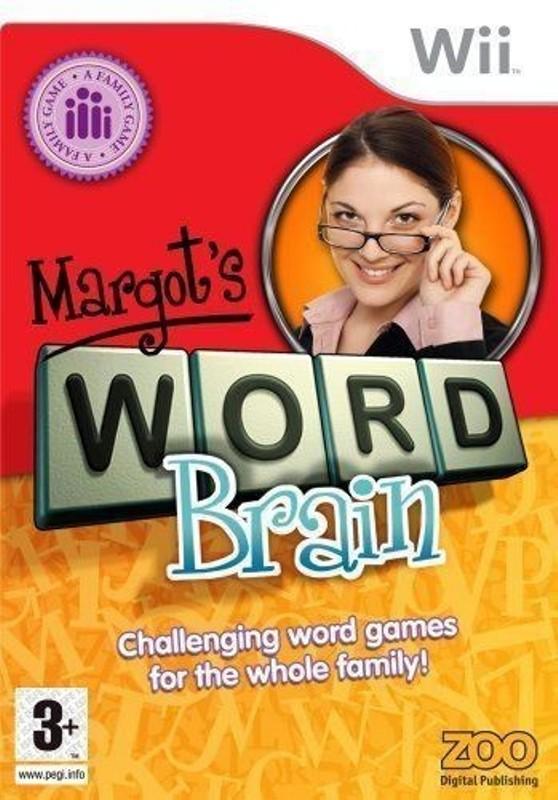 игра Nintendo Wii Margot's Word Brain