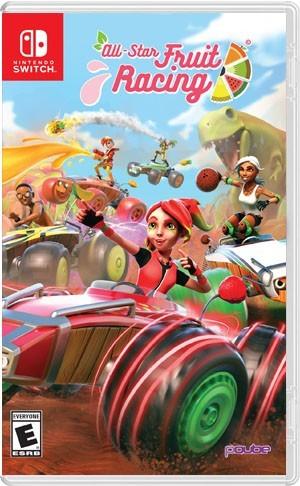 Joc Nintendo Switch All Star Fruit Racing - 60258