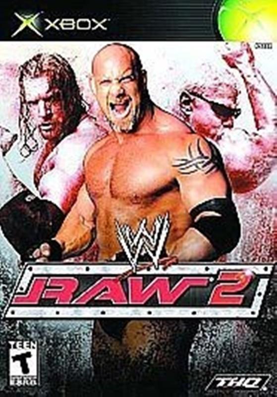 Joc XBOX Clasic WWE Raw 2 - E