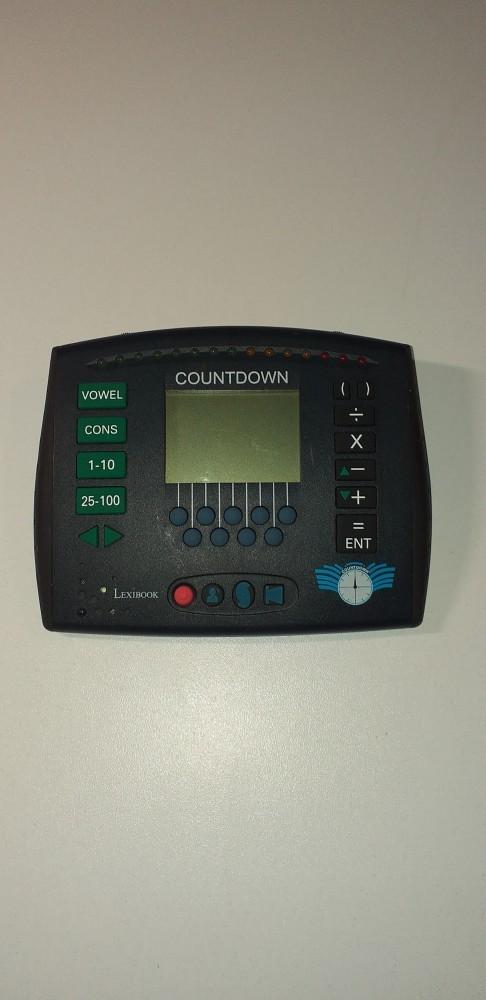Consola Lexibook Countdown