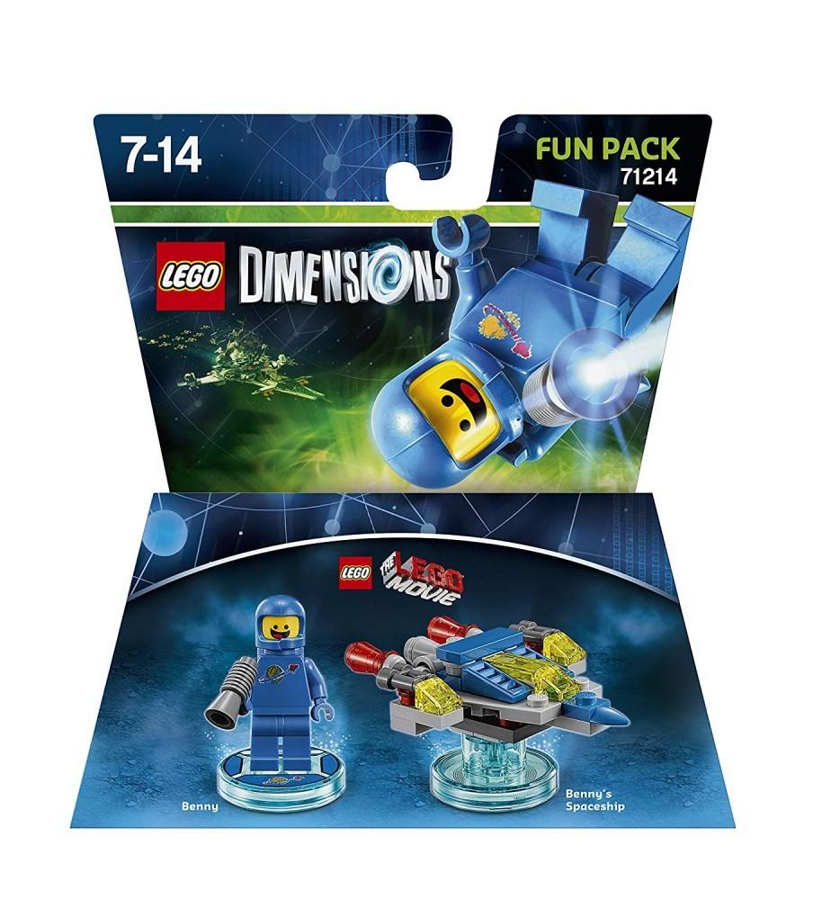 LEGO Dimensions Fun Pack - Lego Movie - Benny - 60314
