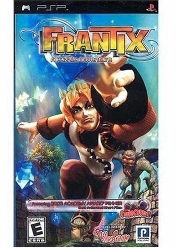Joc PSP Frantix