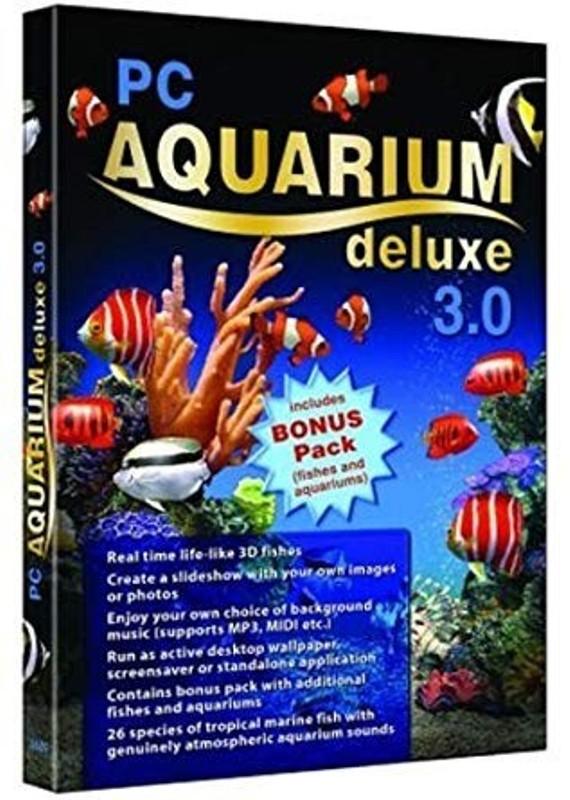 Hra PC Aquarium Deluxe 3.0