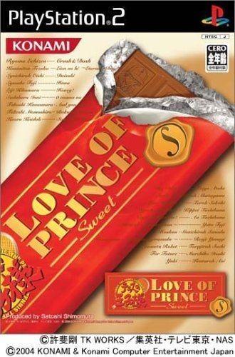 Gra PS2 Love of Prince Sweet