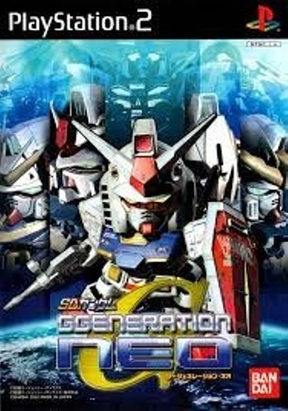 Joc PS2 SD Gundam Generation NEO