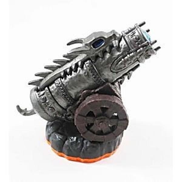 Skylanders Arena Dragon Fire Cannon - Silver