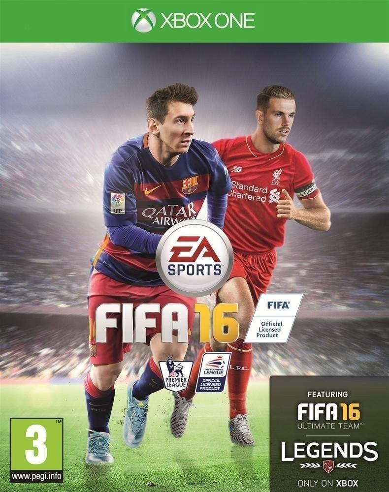 Joc XBOX One Fifa 16