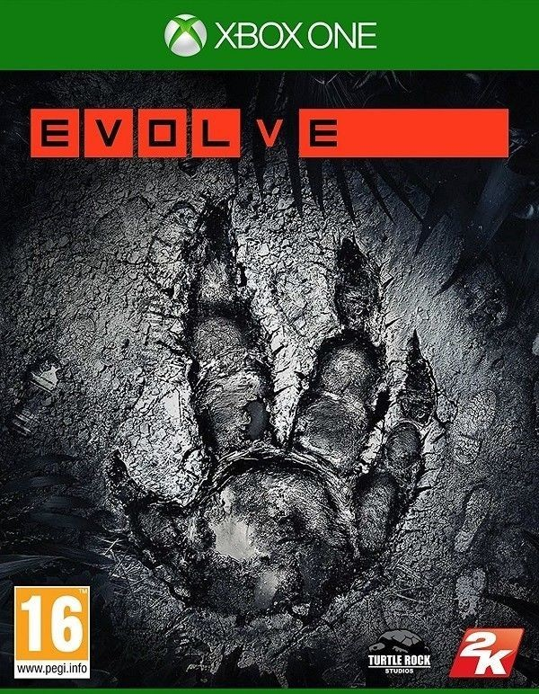 Joc XBOX One Evolve