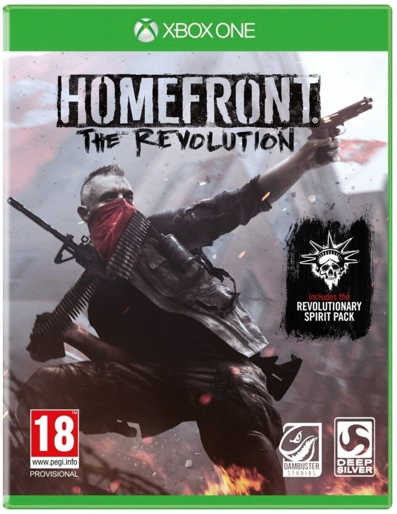 Joc XBOX One Homefront - The Revolution - Day one Ed - 60344