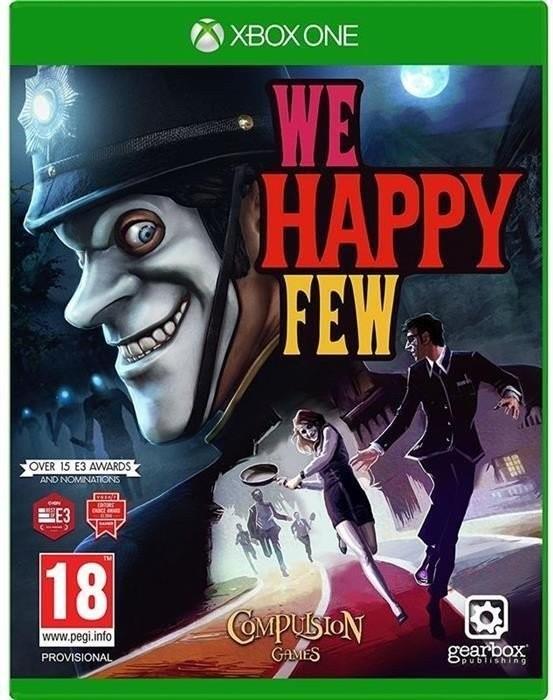 Joc XBOX One We Happy Few  - 60256