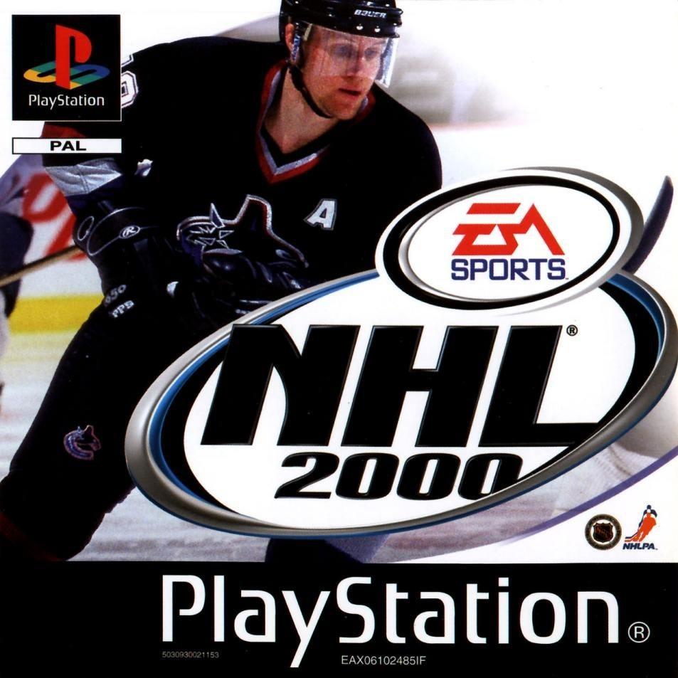 Joc PS1 Nhl 2000