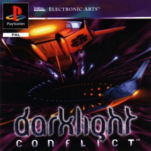 Gra PS1 Darklight Conflict