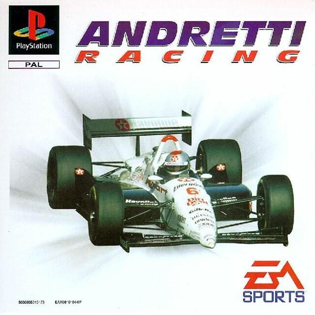 Gra PS1 Andretti Racing