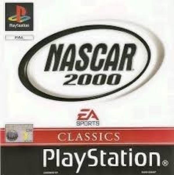Joc PS1 Nascar 2000 - A