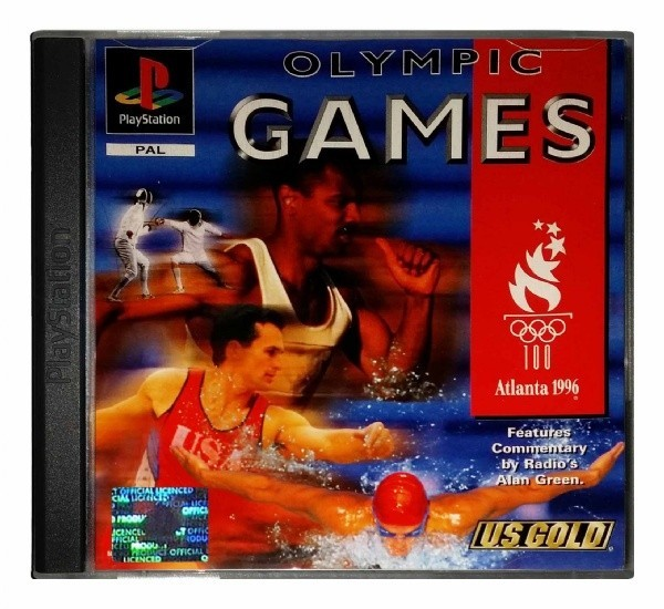Joc PS1 Olympic Games - Atlanta 1996